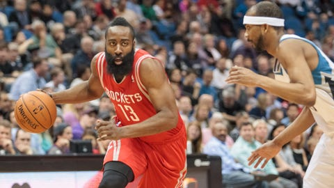Rockets at Wolves: 4/11/14
