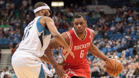 Rockets at Wolves: 4/11/14