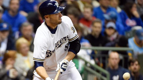 3. Milwaukee Brewers