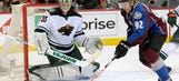 MacKinnon, Colorado deal Wild crushing defeat in overtime