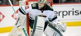 Wild, goalie Kuemper agree to terms on two-year contract