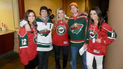 We know all of the awesome Wild fans played a huge role in the team taking Game 4 from the Avalanche. Keep cheering!