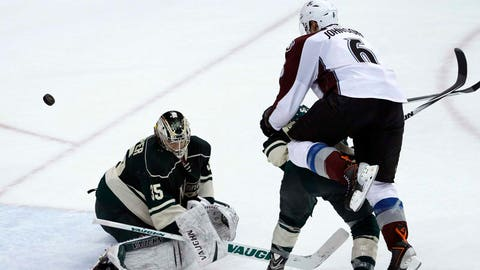 Avalanche at Wild, Game 6: 4/28/14