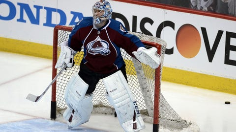 5. Colorado Avalanche