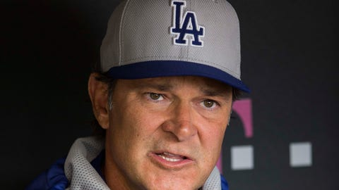 Dodgers at Twins: 4/30/14-5/1/14