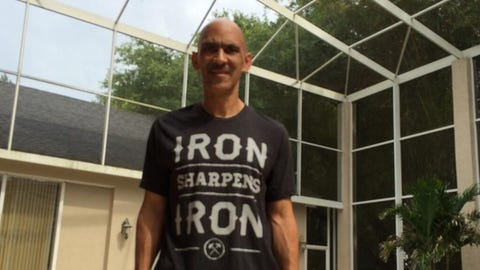 Tony Dungy, former Gophers quarterback, former NFL coach, NBC NFL analyst
