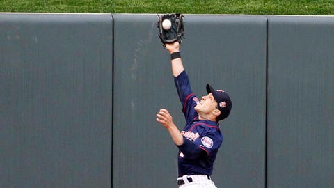 3. Sam Fuld has been a nice pickup for the Twins.