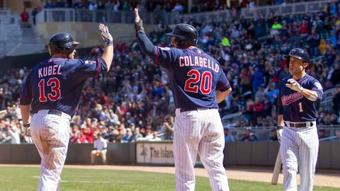 Orioles at Twins: 5/2/14-5/4/14