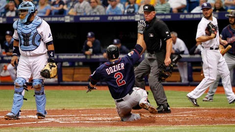 4. Brian Dozier's base running ability is a credit to Paul Molitor.