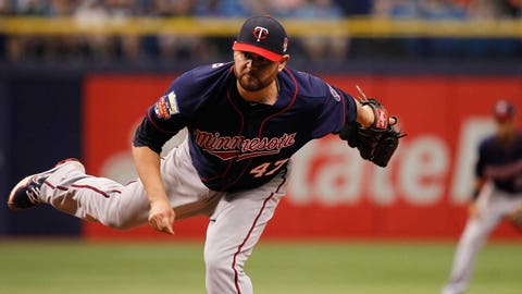 1. Pitching performances by Ricky Nolasco and Kevin Correia could boost the rotation.