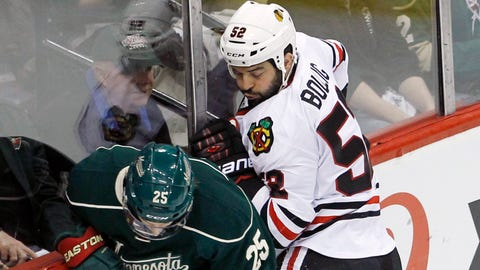 Blackhawks at Wild, Game 3: 5/6/14
