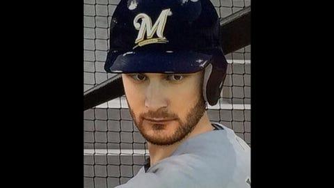 Jonathan Lucroy, C, Milwaukee Brewers