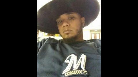 Martin Maldonado, C, Milwaukee Brewers