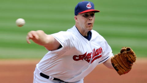 Twins at Indians: 5/5/14-5/8/14