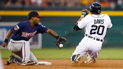 Twins at Tigers: 5/9/14-5/11/14