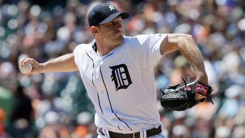 1. Detroit Tigers