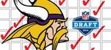 Experts weigh in on Vikings' draft picks