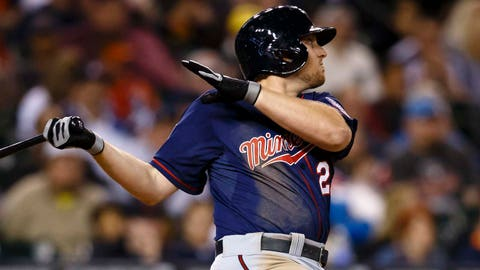 2. Chris Parmelee hit well at Triple A again. Now he needs to prove he can do so in the majors.