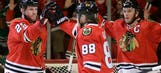 Blackhawks take 3-2 lead in series with win over Wild