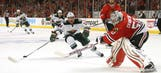 Wild return home in 'familiar territory' after Game 5 loss