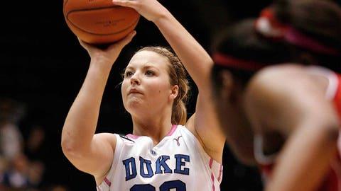 Tricia Liston, F, rookie