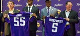 Vikings land at No. 24 in post-NFL Draft rankings