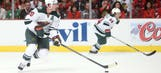Wild try to stay sharp as they head to another elimination game