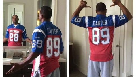 Cris Carter, ESPN NFL analyst, former Vikings receiver