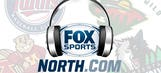 FOX Sports North podcast: Breaking down Wild-Blackhawks, NFL Draft