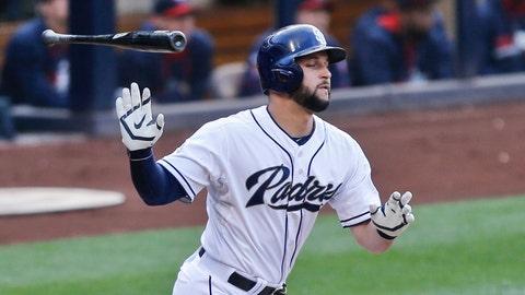 Twins at Padres: 5/20/14-5/21/14