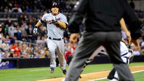3. Kurt Suzuki has exceeded expectations on offense.