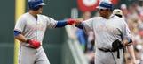 Tepesch, Rangers beat Twins