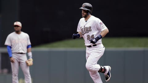 In pictures: Trevor Plouffe