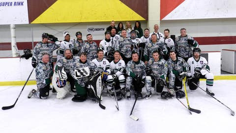 We are so honored to have met the Minnesota Warriors. Thank you to all those who have served our country.