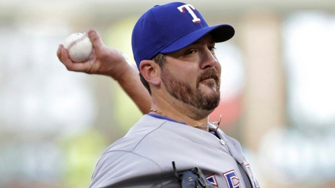 Rangers at Twins: 5/25/14-5/29/14