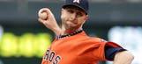 MRI on shoulder yields good news for Astros' Feldman