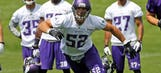 Vikings training camp preview: Linebackers