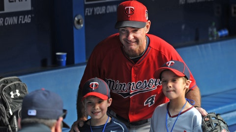 Twins at Blue Jays: 6/9/14-6/11/14