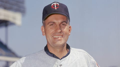 5/2/63: Acquired RHP Jim Perry from Cleveland for LHP Jack Kralick