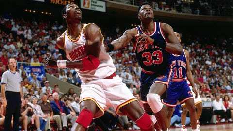Houston Rockets (4-3) vs. New York Knicks, 1994