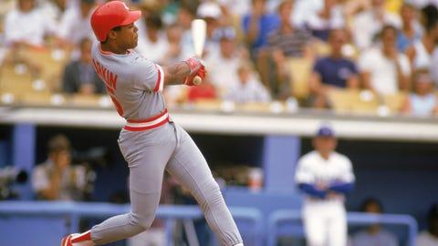 Shortstop: Barry Larkin (Michigan, 1983, 1984)