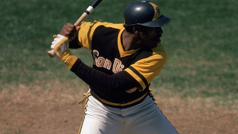 Dave Winfield, 3,110 hits