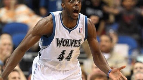 Anthony Tolliver, former Timberwolves forward