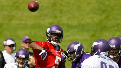 In pictures: Teddy Bridgewater
