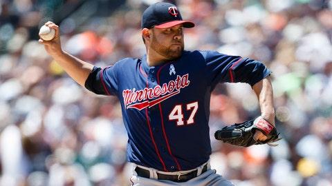 Twins at Tigers: 6/13/14-6/15/14