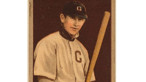 Larry, Cleveland Naps, 1913-17