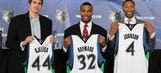 Looking back and grading the Wolves' 2010 draft
