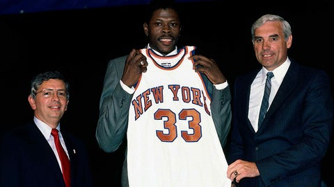 Patrick Ewing, 1985 New York Knicks