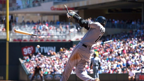 White Sox at Twins: 6/19/14-6/22/14