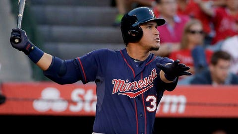 Twins at Angels: 6/24/14-6/26/14